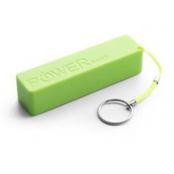 Powerbank Extreme Quark 2000mAh zielony
