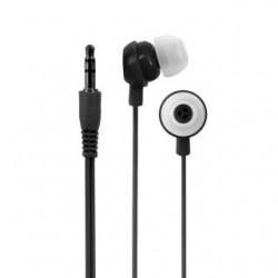 Słuchawki e5 Crazy Colour czarne