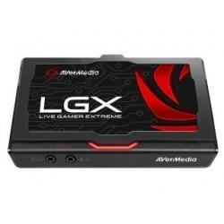 Rejestrator obrazu AVerMedia Live Gamer Extreme (HDMI, AV, audio) PC/konsola (video grabber)