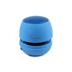 Głośnik Gembird portable z wbudowaną baterią MP3 notebook blue