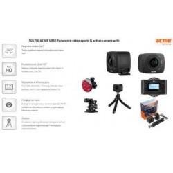 Kamera sportowa Acme VR30 360° Full HD (1080p @ 30 fps) Wi-Fi