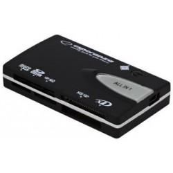 Uniwersalny czytnik Kart Pamięci Esperanza EA129 USB 2.0