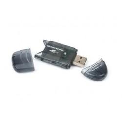 Czytnik kart Pendrive Gembird MINI SD/MMC USB 2.0