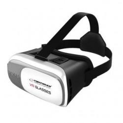 """Okulary 3D Esperanza EMV300 VR dla smartfonów 3.5""""-6"""""""