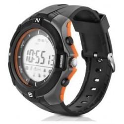 Smartwatch Lark VIVANTO czarno-pomarańczowy