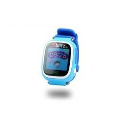 Smartwatch Xblitz LoveME z aktywną ochroną rodzicielską niebieski