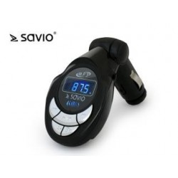 Transmiter FM Savio TR-05, 12V, pilot