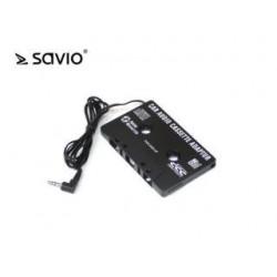 Transmiter/Kaseta FM Savio TR-07