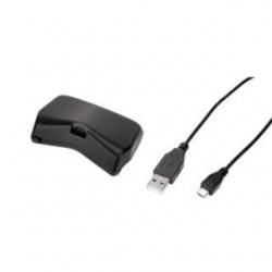 "Akumulator Hama do kontrolera Sony PS4 ""Black Thunder"""