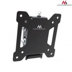 """Uchwyt do telewizora lub monitora Maclean MC-596 13-27"""" 20kg czarny max VESA 100x100"""