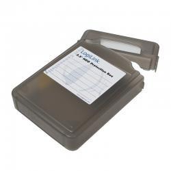 """Pudełko ochronne na HDD LogiLink UA0133 3,5"""" czarne"""