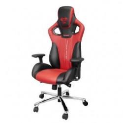 Fotel Gaming E-Blue COBRA - czarno - czerwony