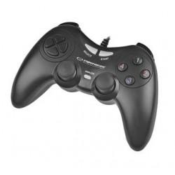 "Gamepad PC USB Esperanza ""Fighter"" czarny"