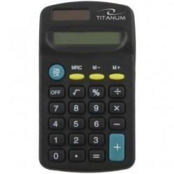 "Kalkulator kieszonkowy Titanum ""Euler"""