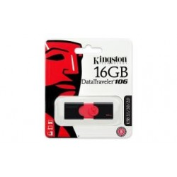 Pendrive Kingston DataTraveler DT106 16GB, USB 3.1