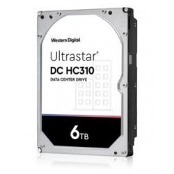 "Dysk Western Digital HGST Ultrastar DC HC310 7K6 6TB 3,5"" 256MB SATA 6Gb/s 512e SE"