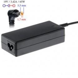 Zasilacz sieciowy Akyga AK-ND-06 do notebooka 19V/3,42A 65W 5.5x1.7 mm