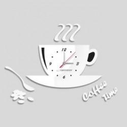 """Zegar Ścienny Esperanza """"Florence"""" biały"""