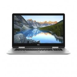 "Notebook Dell Inspiron 7786 17,3""FHD touch/i7-8565U/16GB/SSD512GB/MX150-2GB/W10 Silver"
