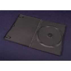 Pudełko Esperanza na 1 DVD 9mm slim 3032 czarne