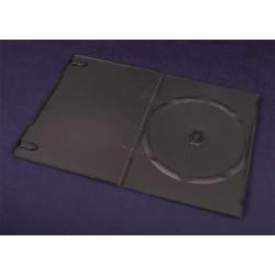 Pudełko Esperanza na 1 DVD 7mm ultra slim 3036 czarne