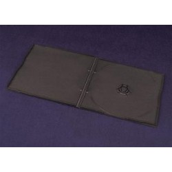 Pudełko Esperanza na 1 DVD/CD 5mm slim PP 3085 czarne