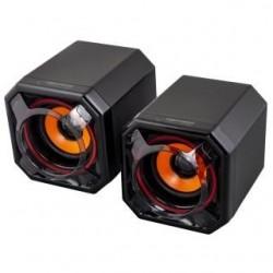 Głośniki Esperanza 2.0 USB Timba czarny
