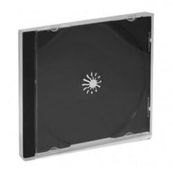 Pudełko Esperanza na 1 CD tray 3015 czarny