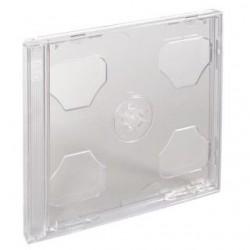 Pudełko Esperanza na 2 CD tray 3078 czysty bezbarwny