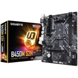 Płyta Gigabyte B450M S2H/AMD B450/DDR4/SATA3/M.2/USB3.1/PCIe3.0/AM4/mATX