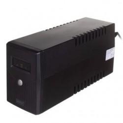 Zasilacz awaryjny UPS Digitus Line-Ineractive LED 600VA/360W 1x12V/7Ah AVR 2xSCHUKO USB RJ11