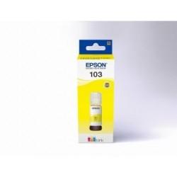 Atrament yellow w butelce 65ml do Epson L3110/L3111/L3150/L3151