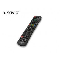 Pilot uniwersalny/zamiennik Savio RC-06 do TV Panasonic