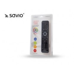 Pilot uniwersalny/zamiennik Savio RC-10 do TV Philips