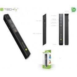 Prezenter bezprzewodowy Techly ITC-LASER26 ze wskaźnikiem laserowym