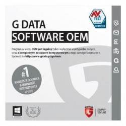 G DATA Internet Security OEM 1PC 1 ROK