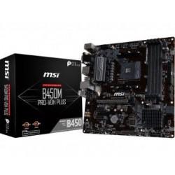 Płyta MSI B450M PRO-VDH PLUS/AMD B450M/DDR4/SATA3/M.2/USB3.1/PCIe3.0/AM4/mATX