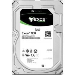"Dysk SEAGATE EXOS™ Enterprise Capacity ST8000NM0055 8TB SATA 3.5"" 7E8 512n 256MB 24x7"