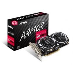 Karta VGA MSI RX 570 OC ARMOR 4GB GDDR5 256bit DVI+HDMI+3xDP PCIe3.0