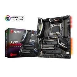 Płyta MSI X299 GAMING PRO CARBON /X299/DDR4/SATA3/M.2/U.2/USB3.1/4xPCIe3.0/s.2066/ATX