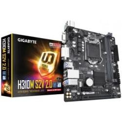 Płyta Gigabyte H310M S2V 2.0/H310/DDR4/SATA3/M.2/USB3.0/PCIe3.0/s.1151/mATX