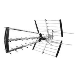 Antena zewnętrzna DVB-T Esperanza EAT106 LTE Thunder L czarna