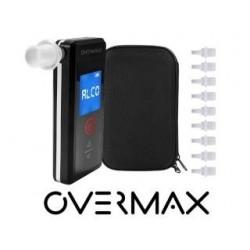 Alkomat Overmax AD-04 elektrochemiczny + kalibracje