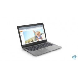 "Notebook Lenovo IdeaPad 330-15IKBR 15,6""FHD/i3-8130U/4GB/1TB/UHD620 Black"