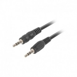 Kabel audio Akyga AK-AV-12 mini Jack (M) / mini Jack (M) 2m