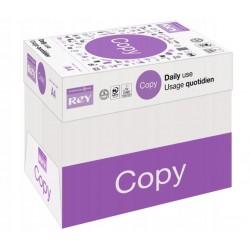 Papier biurowy Rey Copy A4, karton 5x ryza (2500 arkuszy) 80g