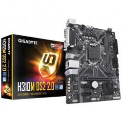 Płyta Gigabyte H310M DS2 2.0 /H310/DDR4/SATA3/USB3.0/PCIe3.0/s.1151/uATX