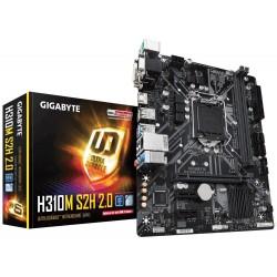 Płyta Gigabyte H310M S2H 2.0/H310/DDR4/SATA3/M.2/USB3.0/PCIe3.0/s.1151/mATX
