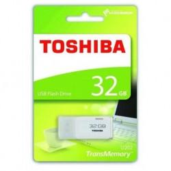 Pendrive Toshiba 32GB U202 (THN-U202W0320E4) USB 2.0 White