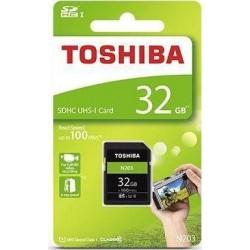 Karta pamięci SD TOSHIBA N203 (THN-N203N0320E4) 32GB UHS-I Class 10